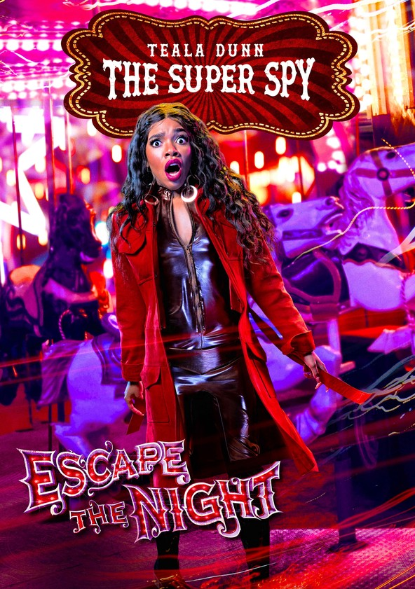 Escape the Night Season 3 poster