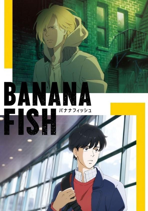 Банановая рыба poster