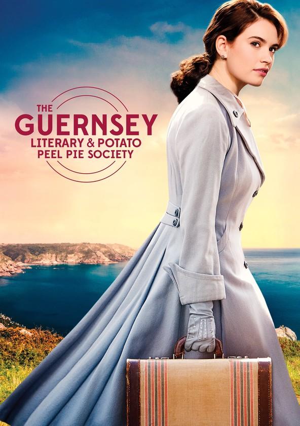 The Guernsey Literary & Potato Peel Pie Society poster