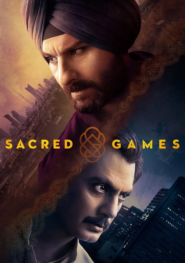 Sacred Games - watch tv show streaming online