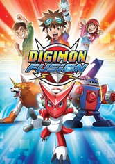 Digimon Xros Wars (Digimon Hunters)