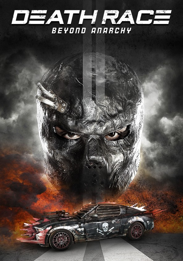Death Race: Beyond Anarchy poster