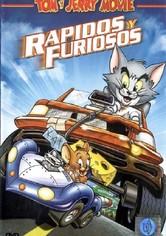 Tom y Jerry en la super carrera