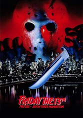 Friday the 13th. Part VIII - Jason Manhattanilla