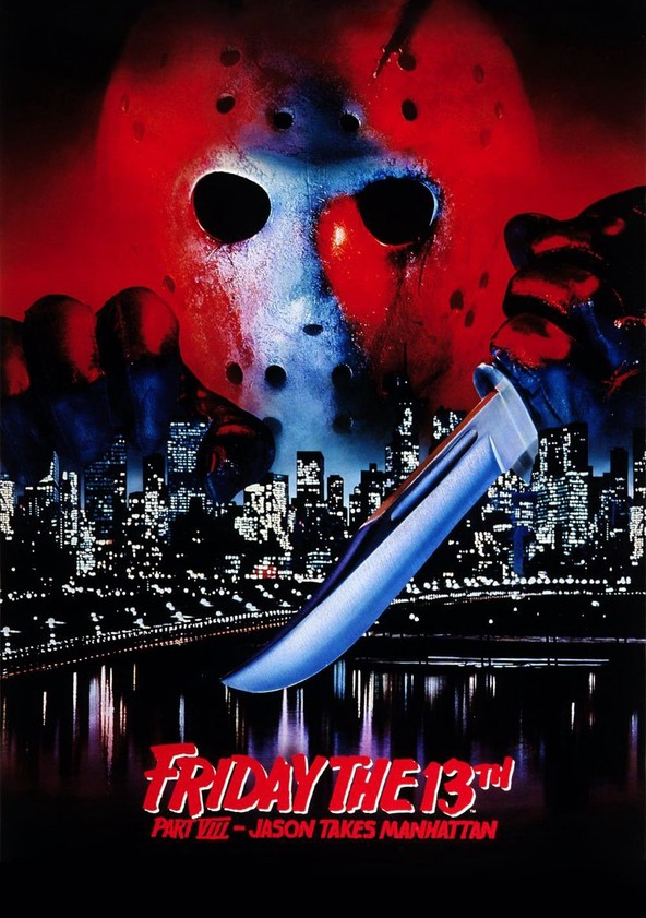 Friday the 13th. Part VIII - Jason Manhattanilla