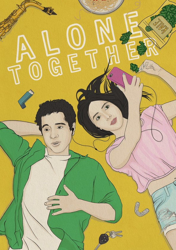 Alone Together Season 2 poster