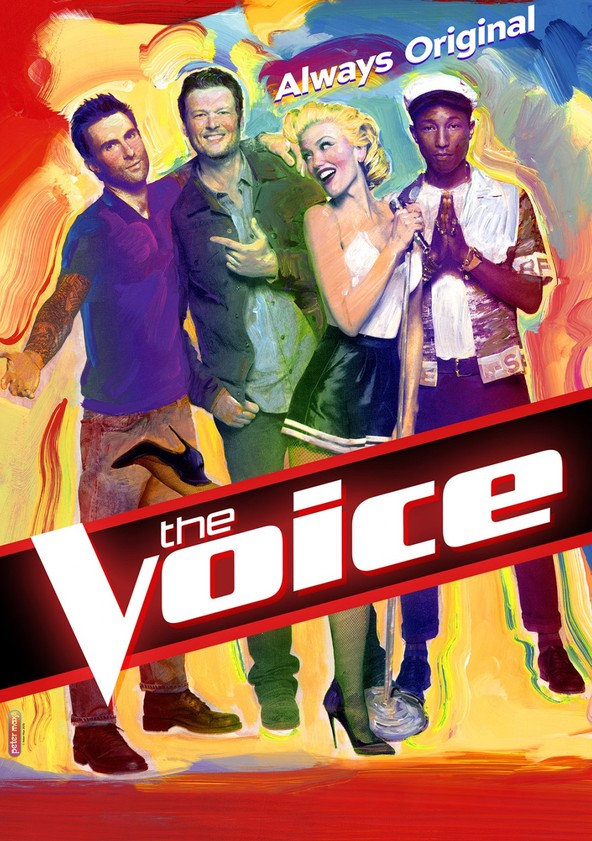 the voice season 9 watch full episodes streaming online