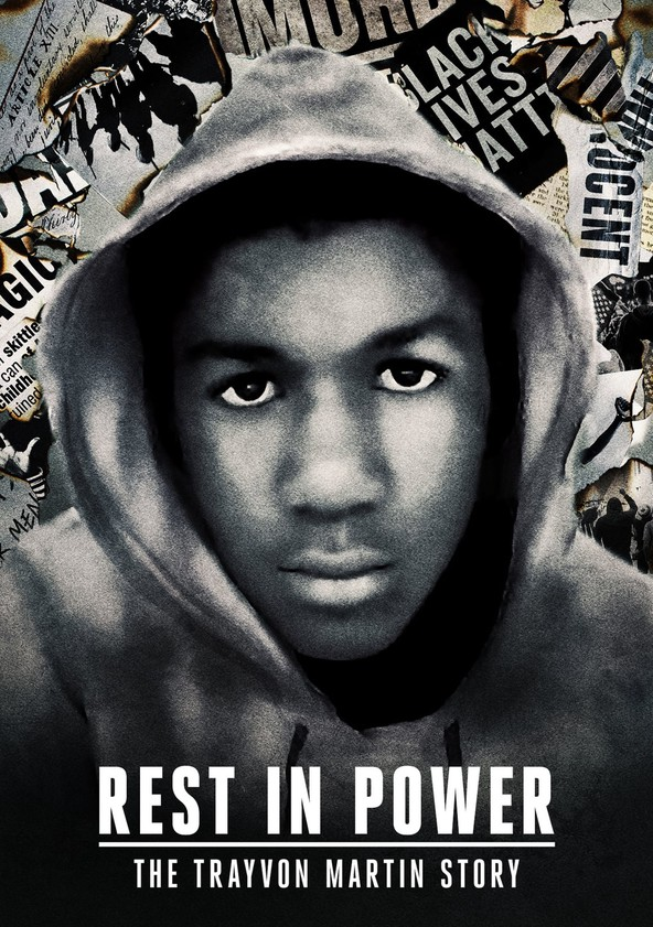 Rest in Power: The Trayvon Martin Story movie poster