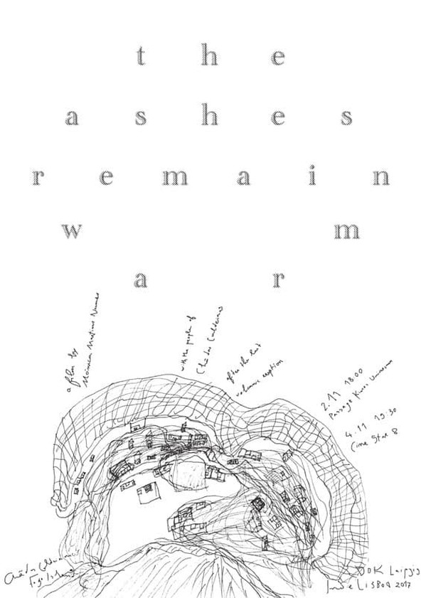 The Ashes Remain Warm poster