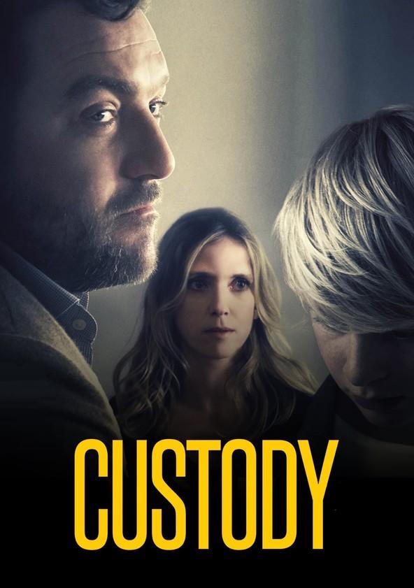 Custody poster