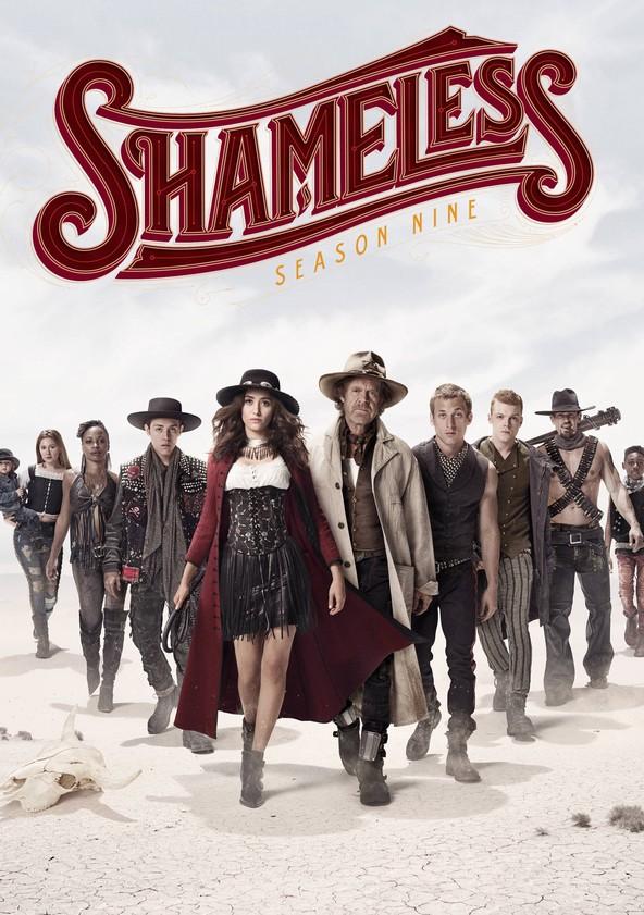 Shameless - Nicht ganz nüchtern Staffel 9 poster