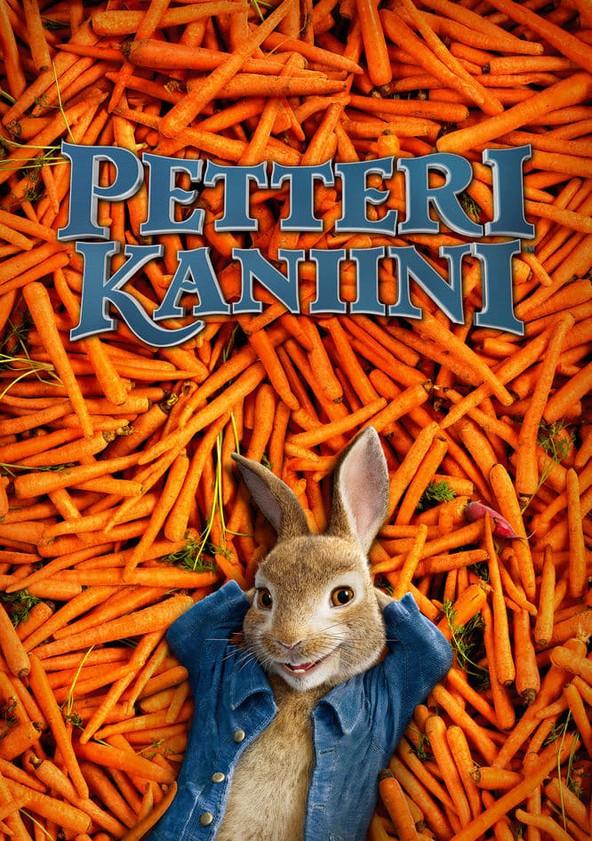 Petteri Kaniini poster