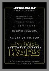 Star Wars Marathon Event