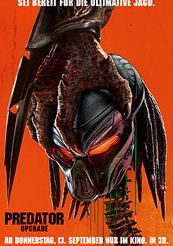 Predator – Upgrade poster