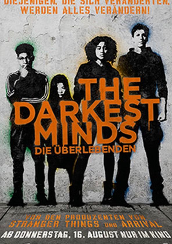 The Darkest Minds – Die Überlebenden poster