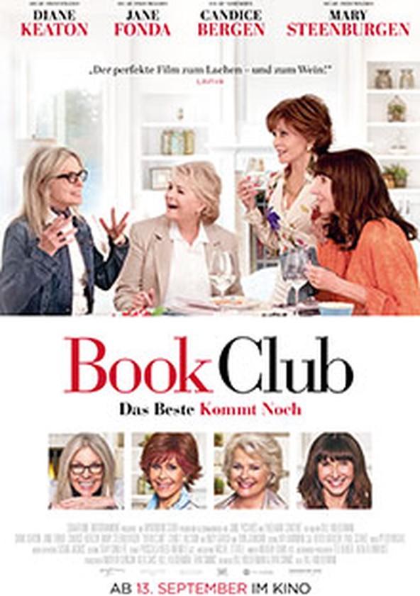 Book Club - Das Beste kommt noch poster
