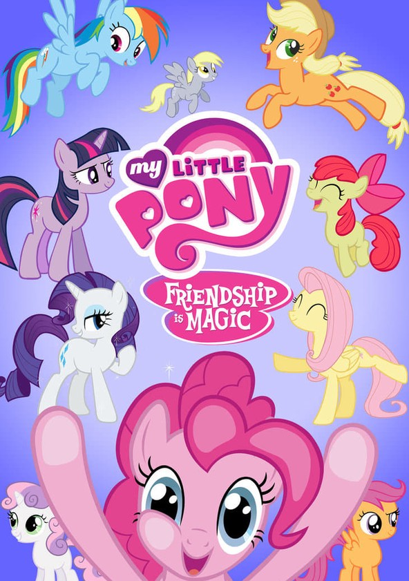 my little pony friendship is magic season 8 streaming