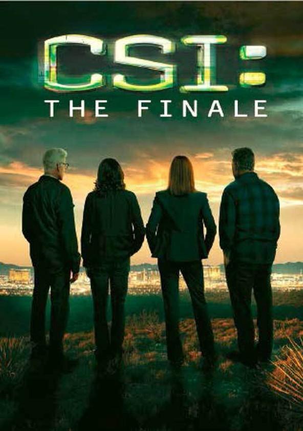 CSI: Crime Scene Investigation Season 16 poster
