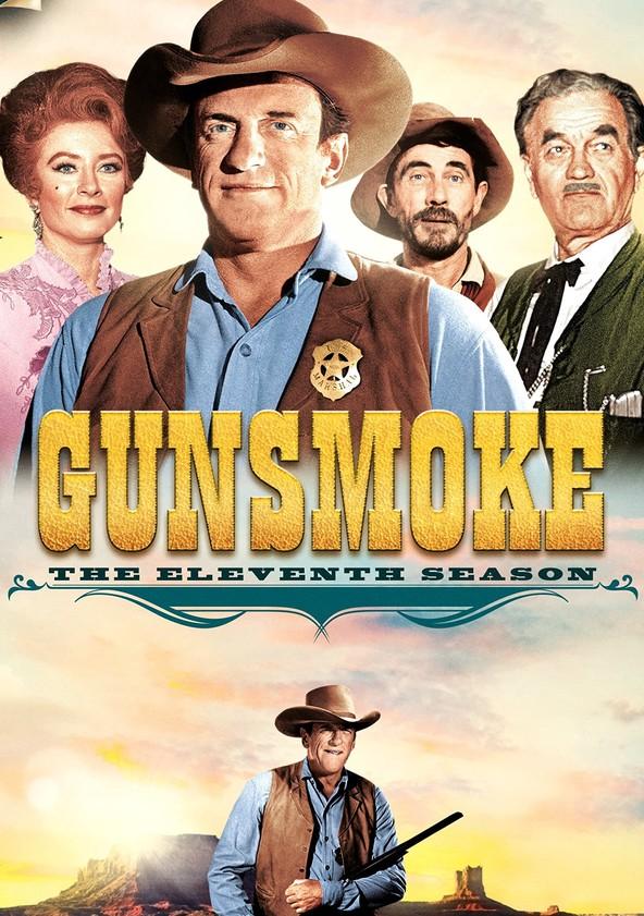 Gunsmoke Season 11 - watch full episodes streaming online