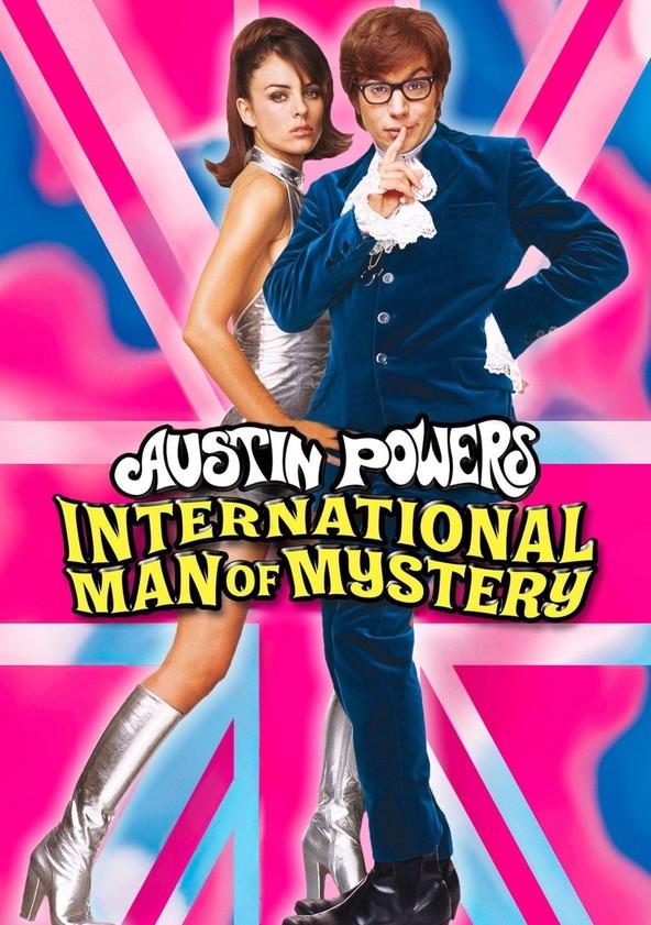 Austin Powers și organizația secretă