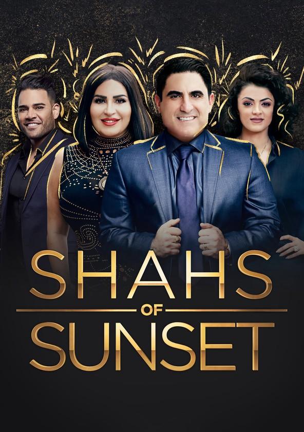 Shahs of Sunset poster