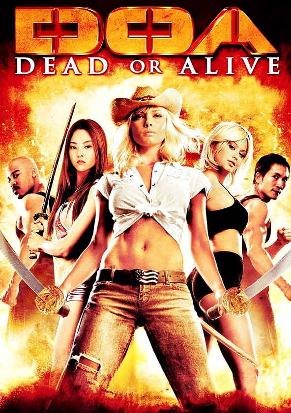 Doa Dead Or Alive Streaming Where To Watch Online