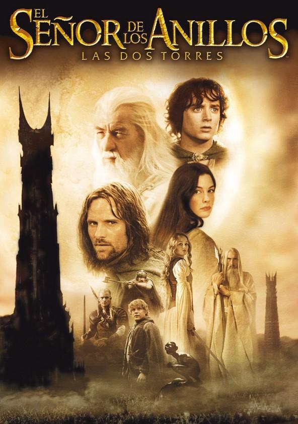 El señor de los anillos: Las dos torres poster
