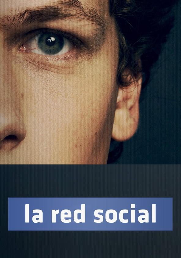 La red social poster
