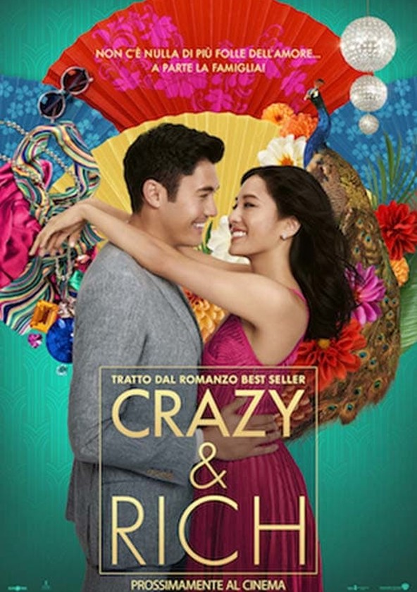 Crazy & Rich poster