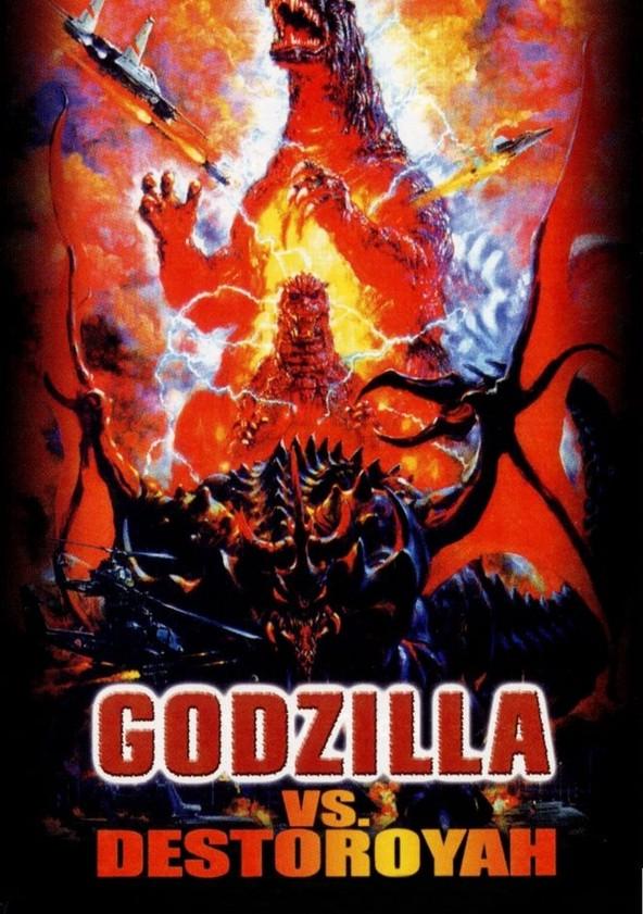 Godzilla Vs Destoroyah Stream