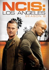NCIS: Los Angeles 8.ª Temporada