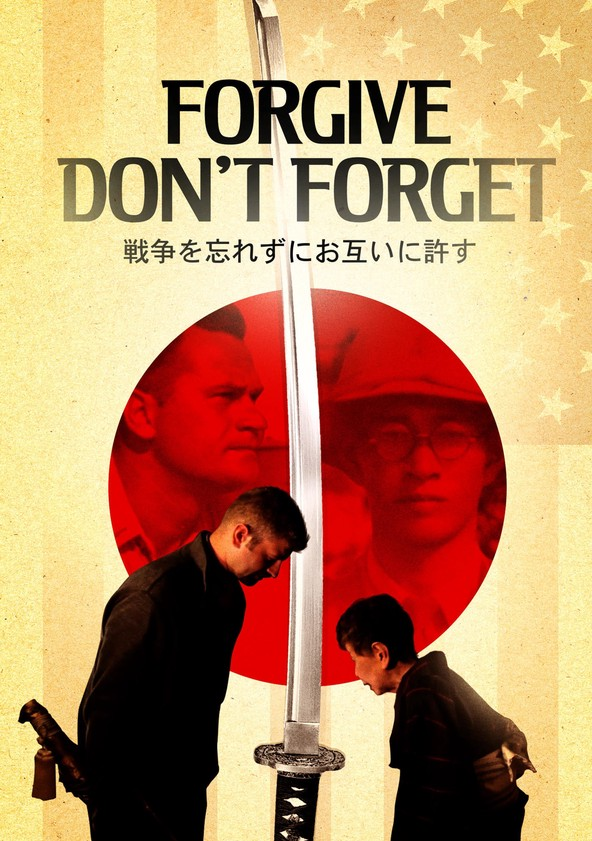 Forgive-Don't Forget