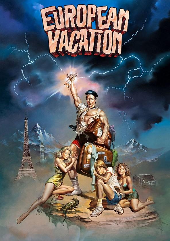 Vacanță europeană