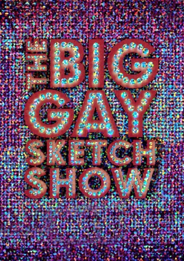 Two big gay scetch show