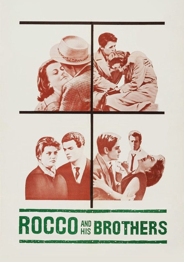 rocco and his brothers movie watch streaming online