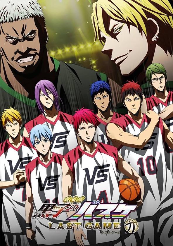 Kuroko's Basketball the Movie: Last Game