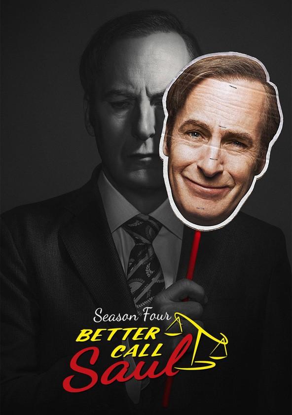 Better Call Saul Season 4 poster
