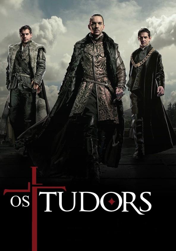 Os Tudors poster