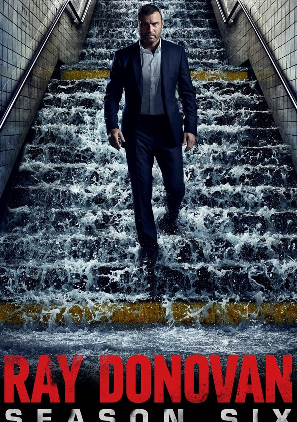 Ray Donovan Season 6 poster