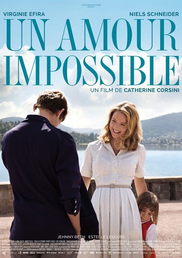 An Impossible Love poster