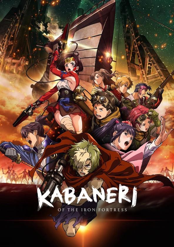 Kabaneri of the Iron Fortress (Koutetsujou no Kabaneri)