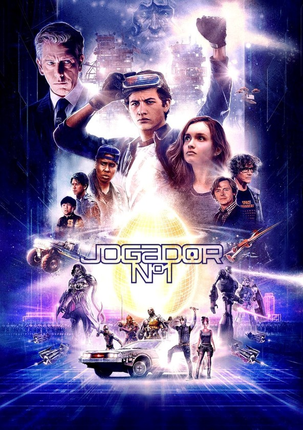 Ready Player One - Jogador 1 poster