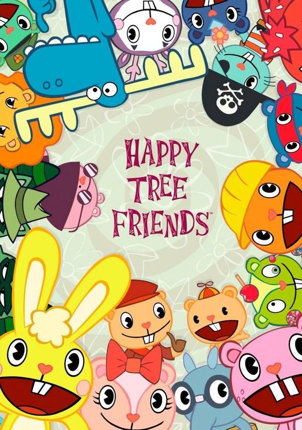 Happy Tree Friends poster