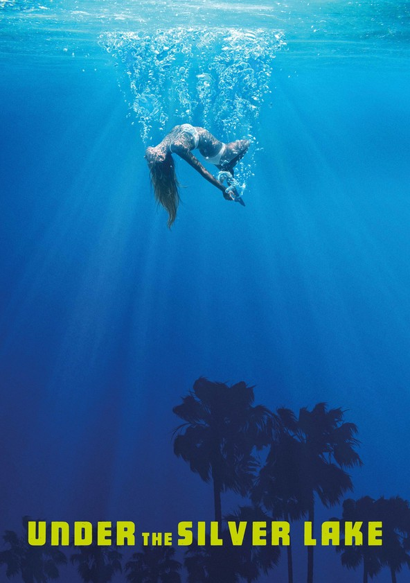 Under the Silver Lake poster