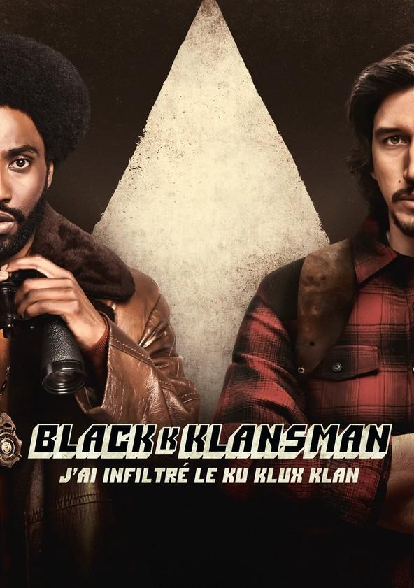 BlacKkKlansman : J'ai infiltré le Ku Klux Klan poster