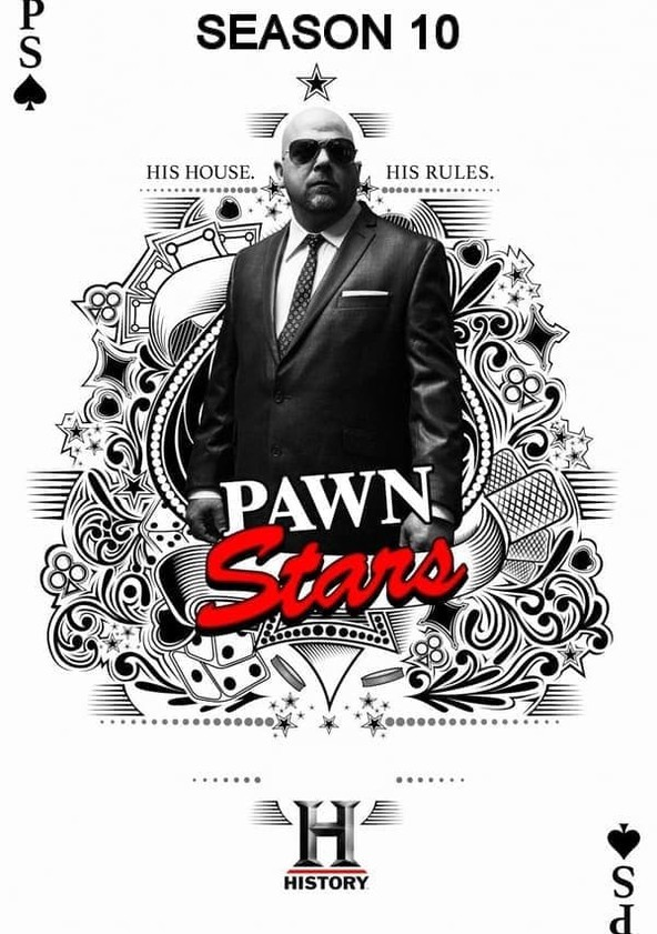 Pawn Stars Season 10 poster