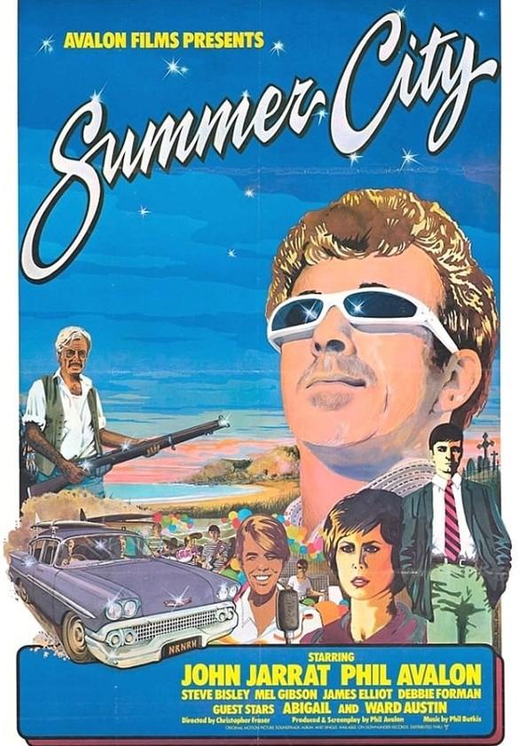 Summer City poster