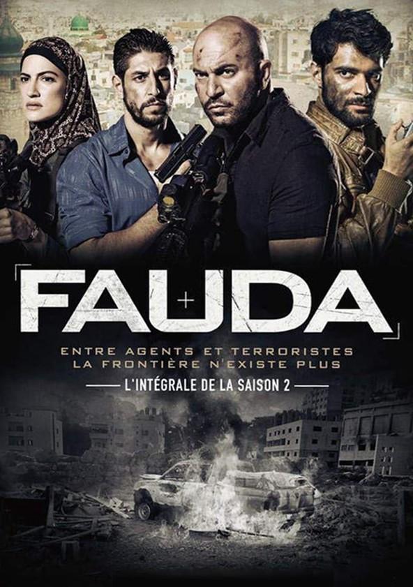 Fauda Season 2 - watch full episodes streaming online