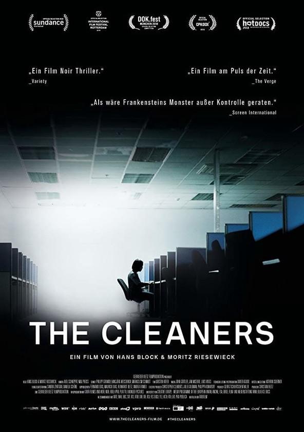 The Cleaners - Im Schatten der Netzwelt