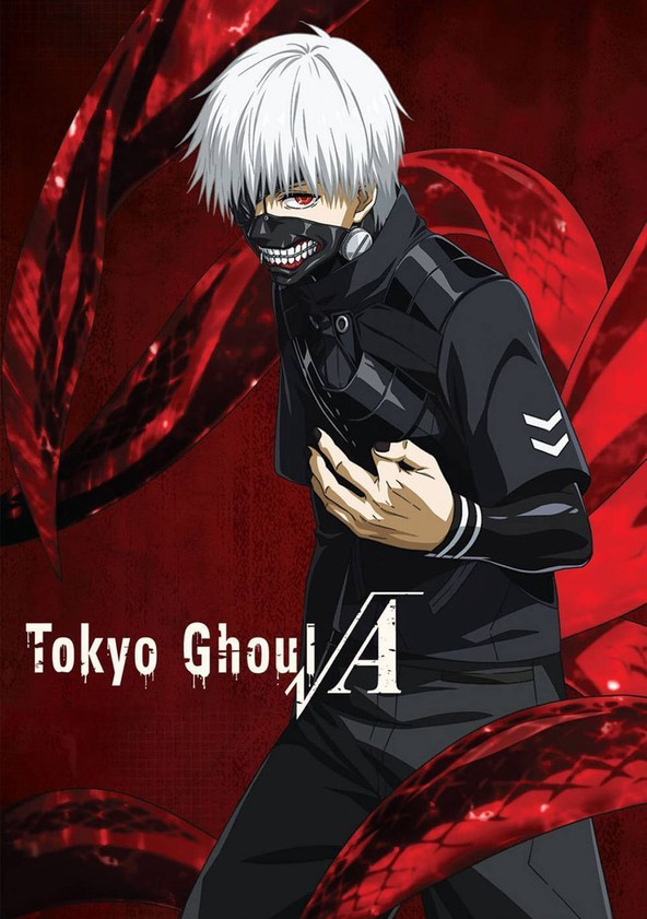 Tokyo Ghoul  Tokyo Ghoul √A poster